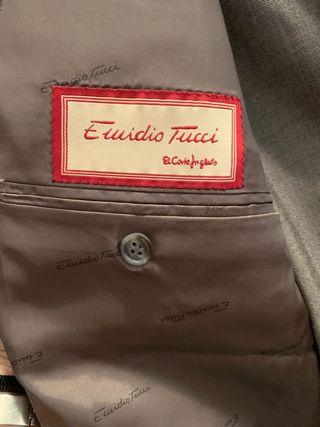Traje chaqueta Emidio Tucci