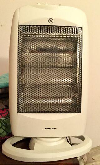 Calefactor halógeno 1200 W nuevo