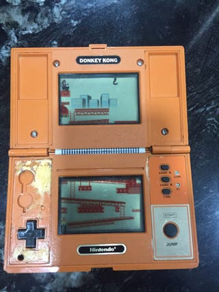 Donkey Kong Game and Watch Nintendo
