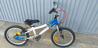 Bicicleta MONTY trial