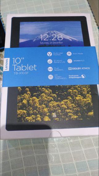 "Tablet 10"" lenovo"