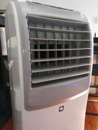 Climatizador evaporativo con garantía
