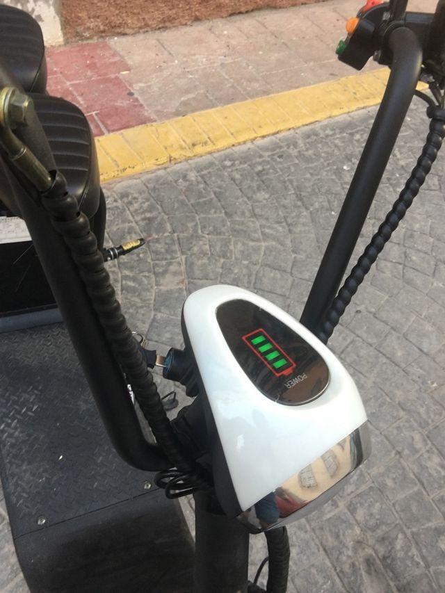 Ciclomotor electrico