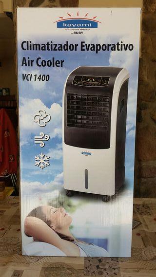 Climatizador Evaporativo Kayami VCI-1400