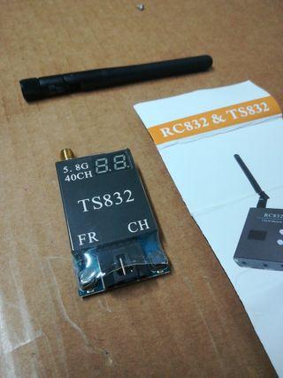 Transmisor de video VTX para FPV