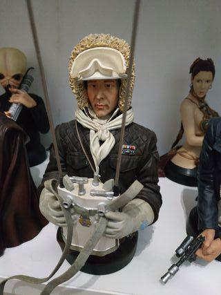 Busto Han Solo Hoth de Gentle Giant
