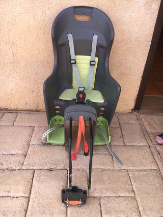 Silla bici para bebe