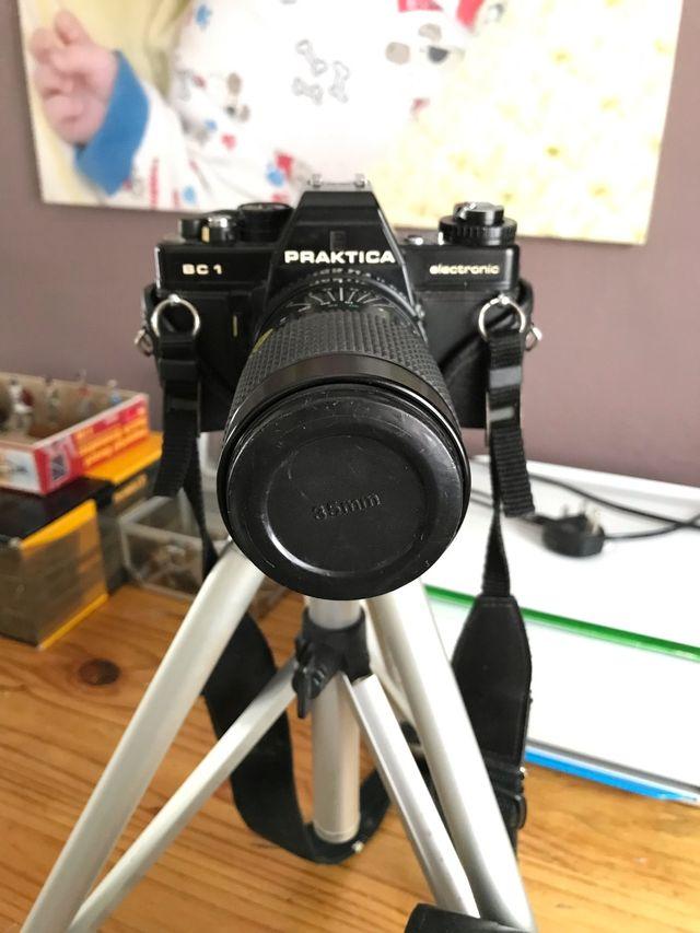 Vintage Prakrica BC1 electronic 3mm camera