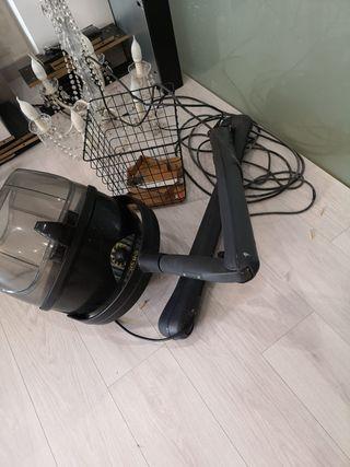 Casco secador rulos