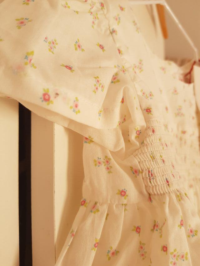 vestido GOCCO 24 meses impecable