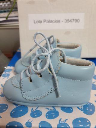 zapatos bebe de lola palacios