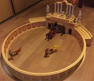 Circo Romano de Playmobil