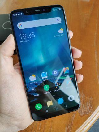 Xiaomi Mi 8 64 GB Negro + Fundas + Cristales