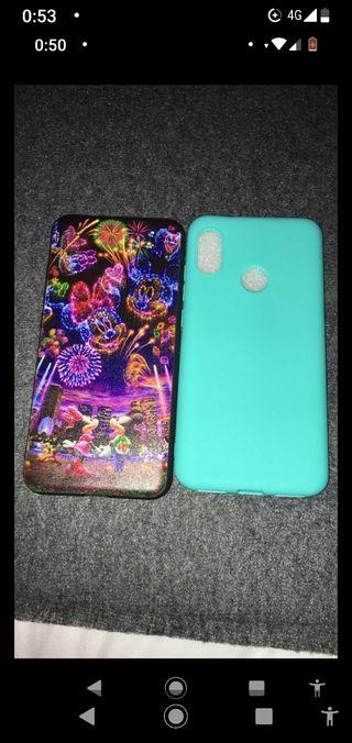 Dos fundas para Xiaomi Mi A2 Lite