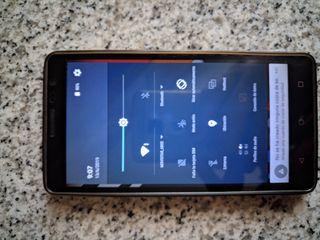 telefono bluboo x550 4G LTE