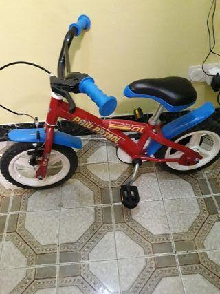 Bicicleta PATRULLA CANINA.Original