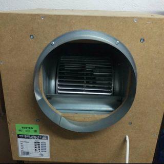 Extractor Isobox HDF 1500