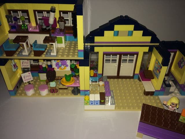 Lego Friends High School