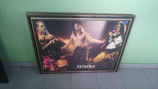 Cuadros de Iron Maiden y Extreme