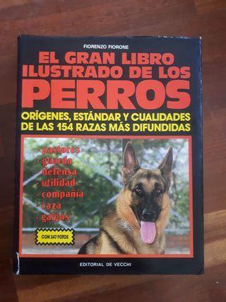El gran libro ilustrado de los perros
