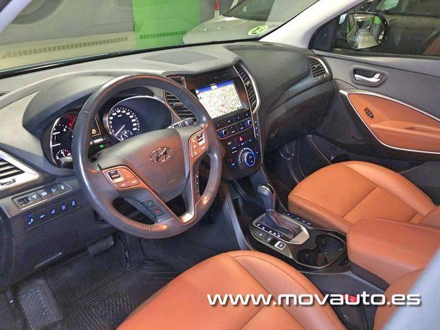 Hyundai Santa Fe 2.2 CRDi Style Safe Brown Ed Auto 4x4 7S