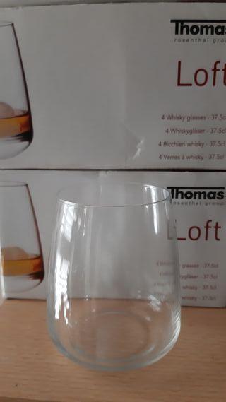 vasos whisky