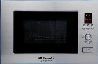 Microondas de Acero integrable con Grill