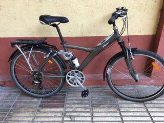 Bicicleta paseo decatlón