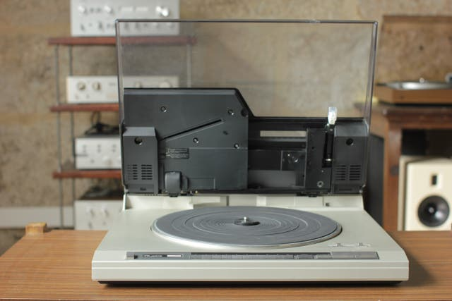 Technics SL-QL-15 tocadiscos automático tangencial