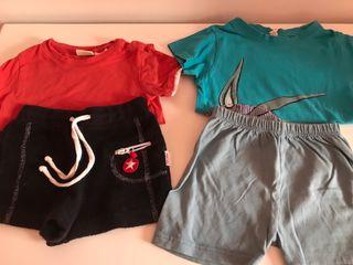 Lote ropa niño 1 año