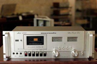 Cassette Marantz 5000