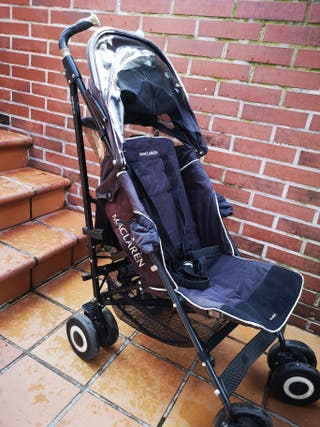 Silla Mc Laren Techno XT