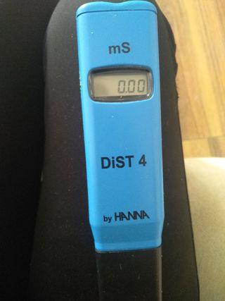 Tester Dist 4 by HANNA