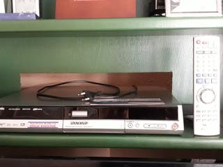DVD Panasonic grabador con TDT.