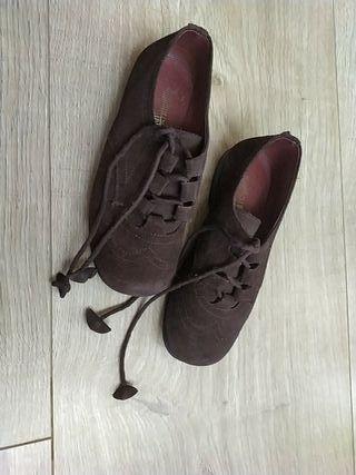 Zapatos Para Niños De Vestir De Segunda Mano En Meco En Wallapop