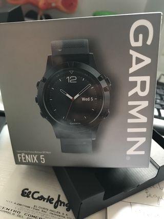 GARMIN FÉNIX 5 ZAFIRO