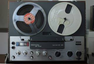 UHER Royal deluxe reel to reel