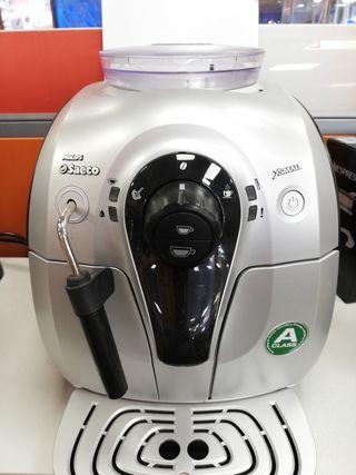 Cafetera automática Saeco