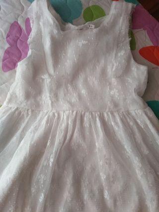 vestido niña 8-9