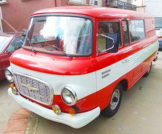 Barkas B1000 1970
