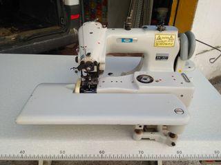Máquina de coser industrial coser bajos