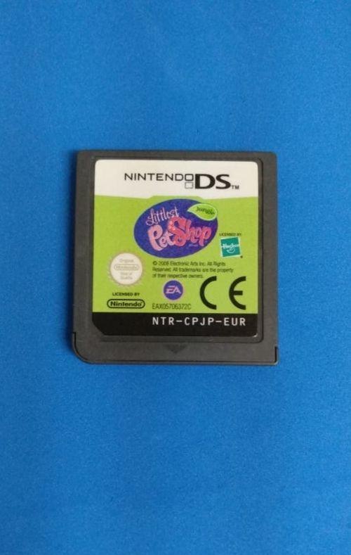Nintendo ds - Littlest Pet Shop Jungle