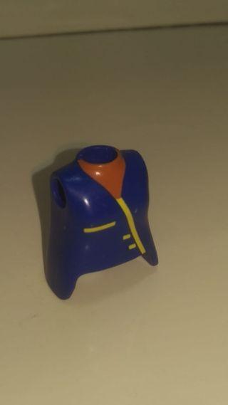 torso playmobil mujer 30