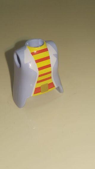 torso playmobil mujer 23