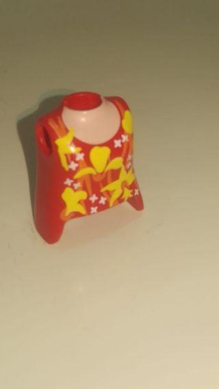 torso playmobil mujer 24