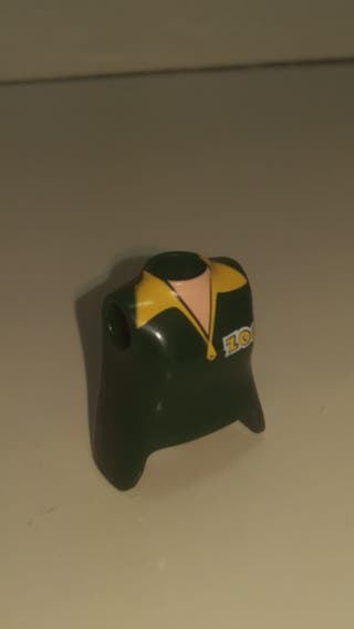 torso playmobil mujer 32