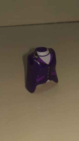 torso playmobil mujer 34