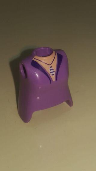 torso playmobil mujer 25