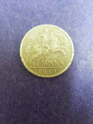 moneda de 10 cents del 1941 o escucho ofertas