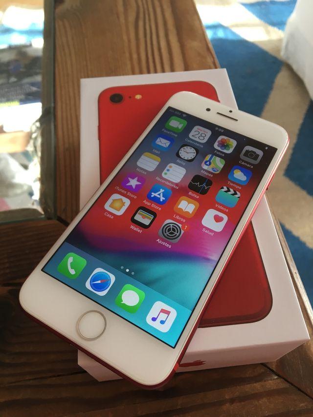 iPhone 7 256gb LIBRE COMO NUEVO